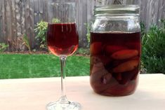 I have always loved these plums… Since there were hundreds of pounds of them hanging from the trees at my parents' farm, I helped myself to a big box of them. And as usual, the first pl… Homemade Liqueur Recipes, Homemade Liquor, Homemade Syrup, Vodka Recipes, Wine Recipes, Hard Drinks, Yummy Drinks, Fruity Drinks, Plum Rum Recipe