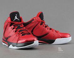 Jordan Phase 23 2 – Gym Red – Black
