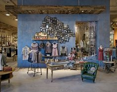 #Anthropologie #Annapolis These stores are interesting inside and out.They have details that make you want to look up close, and in so doing, check out the merchandise.