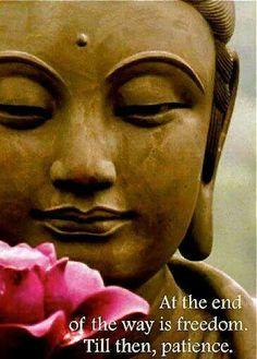 Buda y flor