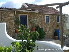 Property for Sale in Figueiro dos Vinhos, Portugal: 2 bedroom cottage with guest annexe & garden