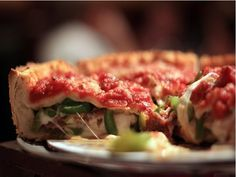 Lou Malnati's Deep Dish Pizza...Chicago