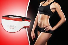 £19.99 (from UP Global Sourcing) for a HoMedics Rechargeable Sports Massager toning belt