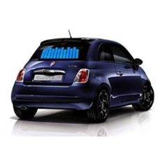Sound / Music Activated Equalizer Car Sticker x Consumer Portable Electronics/Gadgets Car Gadgets, Electronics Gadgets, Fiat 500 Twinair, Automotive Led Lights, Music Beats, Blue Led Lights, Light And Space, Sound Of Music, Rear Window