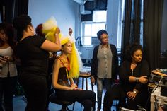 Lindsay Adler Beauty Portfolio Intensive behind the scenes