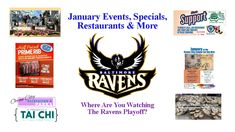 Check out January 2020 Events, Restaurants Specials & More around Ocean City MD Ocean City Md, City Beach, Ocean Pines, Bingo Night, Restaurant Specials, In Season Produce, Drink Specials, Songs To Sing, Event Calendar