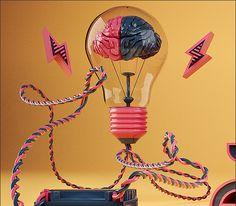 «Мысли кажутся нам метафизическими, но они физически изменяют наш мозг» — Ajven.com