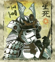 Star Wars Stormtrooper Ukiyo-e