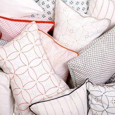 Mia Finn pillows