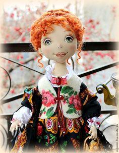 Купить Кадриль - авторская кукла, интерьерная кукла, весна, Масленица, Праздник, русский стиль