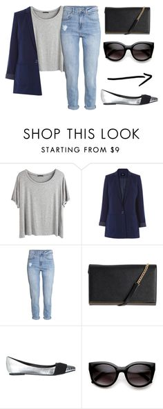 """Get the look for less. #2"" by ericakslzr on Polyvore featuring moda, Chicnova Fashion, Oasis, H&M e SPURR"