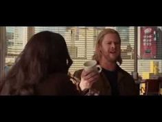 Thor 2011: Funny Moments - YouTube