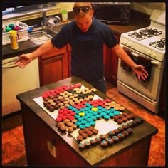 I am so doing this for my dads birthday