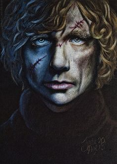 Tyrion by Jadeyfish
