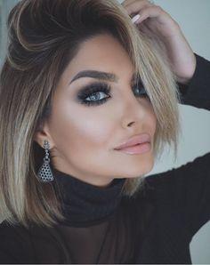 Sheida ❤️ perfect bob haircut