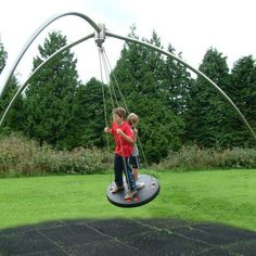 Mega Swing Playground Equipment
