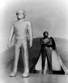 """Gort, """"The Day The Earth Stood Still"""""""