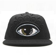 c493f2d520c Kenzo Baseball Hat Eye Stussy Snapback Hater Supreme (Black)