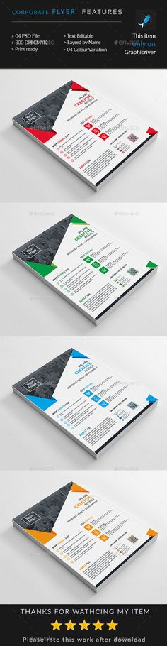 Corporate Business Flyer by Death_pixels Corporate Flyer, Corporate Business, Card Designs, Brochures, Business Card Design, Flyers, Banners, Death, Card Holder