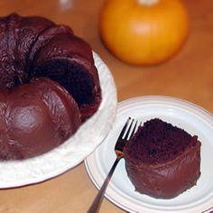Easy Chocolate Bundt Cake Glaze Allrecipes.com