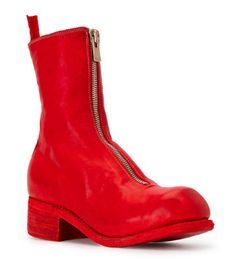 Red Leather Boots, Winx Club, Cherry Red, Rubber Rain Boots, Shoes, Color, Women, Fashion, Self