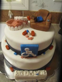 1000 Images About Cakes Over The Hill Cakes On Pinterest