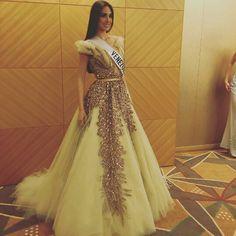 Edymar Martínez en el Miss Internacional 2015 Japón.