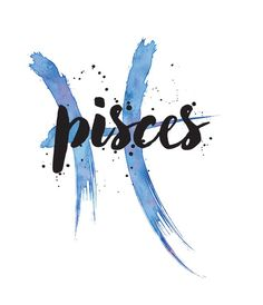 Pisces ♓ Pisces art  #theastrologylady - Wisdom from the Stars #MeetMyStarMatch - How to Date a Pisces
