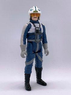 Star Wars Figurines, Star Wars Toys, Star Wars Action Figures, Custom Action Figures, Star Wars Pictures, Firemen, George Lucas, Military Police, Gi Joe