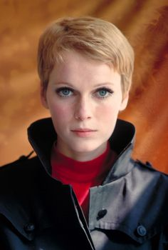 Mia Farrow, Vidal Sasson first gave her the pixie cut in the 60s. She's since worn it this way for decades...