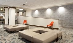 Newly added pre-function area, great for gathering prior to a wedding ceremony or reception.