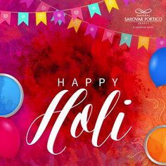 Dipped in the hues of fun and love, here comes the festival of Holi. Team Nataraj Sarovar Portico Jhansi wishes you all a happy and memorable Holi.