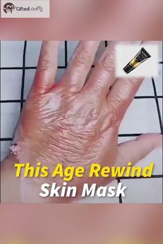 Youth Power Gold Peel-Off Mask - Make Your Skin White And Wrinkle-free Easy & Quick! Best Picture For diy face mask sewing pattern - Brown Spots On Skin, Skin Spots, Dark Spots, Brown Skin, Dark Brown, Mask Video, Mascarillas Peel Off, Laser Hair Therapy, Beauty