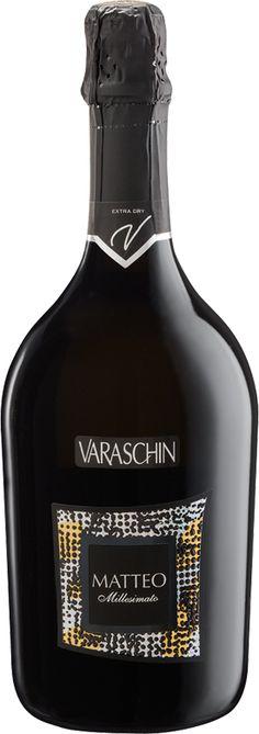 #Millesimato Matteo #Varaschin - #Label #design by #graphic #designers #Francescon & #Collodi #etichette_vino