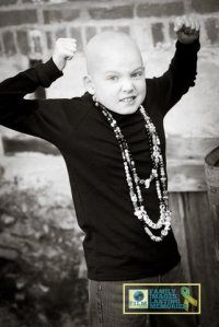 Dr Roman interviews The Leukemia Slayer for childhood cancer awareness month