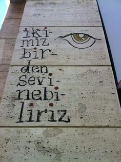 Şiir Sokakta / Poetry on the Streets | Ankara, Turkey
