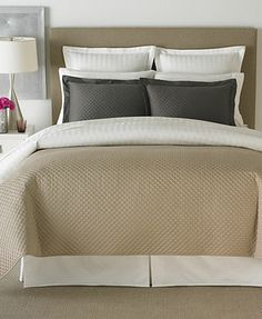 Crimson coverlet Charter Club Damask Quilted Full/Queen 3 Piece Coverlet Set