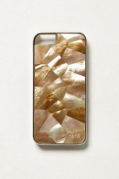 pearl iphone 5 case / anthropologie