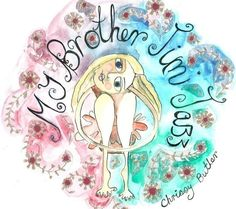 My Brother Jimi Jazz  homebirth children's book by wonderfulplace