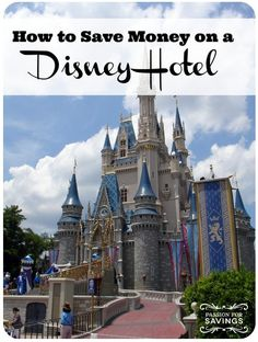 How to Save Money at Disney World and Disney Land!