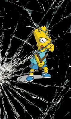 "=》""Qué has hecho Bart"" 🤦🏻♂️ Mickey Mouse Wallpaper Iphone, Simpson Wallpaper Iphone, Funny Phone Wallpaper, Apple Wallpaper Iphone, Locked Wallpaper, Funny Wallpapers, Disney Wallpaper, Cartoon Wallpaper, Graffiti Wallpaper"