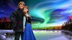 #Frozen #Kristoff #Anna
