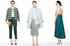 J.Crew Spring 2015 Collection