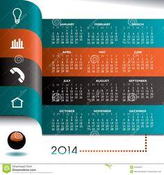 infographic calendar - Google Search