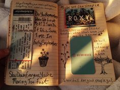 """living-the-ca-life: """"journaling at sunrise☀️ """""""