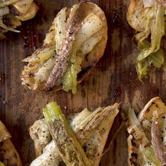 This recipe, a favorite of Erin Cannon-Chave's, is based on one in Alice Waters's Chez Panisse Vegetables.