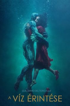 See the stunning new poster for Guillermo del Toro& critically acclaimed fantasy romance, The Shape of Water, starring Doug Jones and Sally Hawkins. Streaming Hd, Streaming Movies, Hd Movies, Movies To Watch, Movie Tv, Movies Of 2018, Movies Free, Watch Disney Movies Online, The Shape Of Water