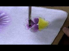 06/02/2015 – Dicas pintura em tecido de flores – Luis Moreira | RS21