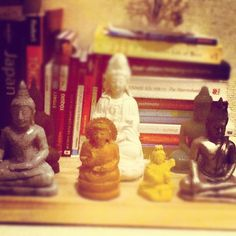 Our collection of Buddhas just keeps growing.