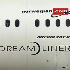 Norwegian Air B787 @_marcospotter